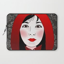 Little riding red hood Laptop Sleeve
