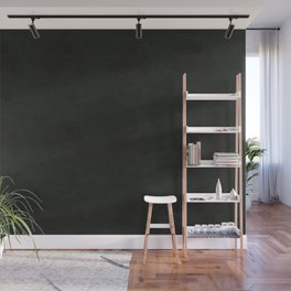 Black Leather Wall Mural