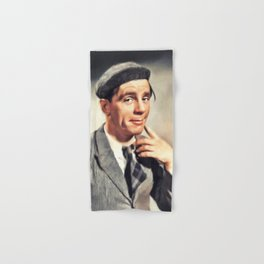Norman Wisdom, Comedy Legend Hand & Bath Towel