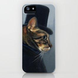 Mr. Hyde iPhone Case
