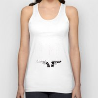grimes Tank Tops featuring Team Grimes by Dorothy Leigh