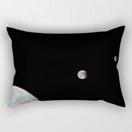 Moons...... Rectangular Pillow