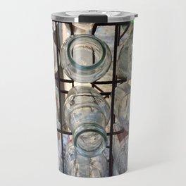 Landmark park soda bottles Travel Mug