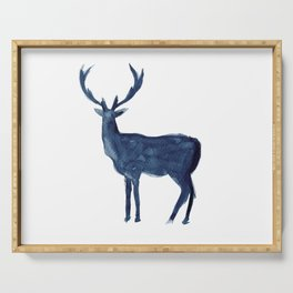 Deer Serving Tray
