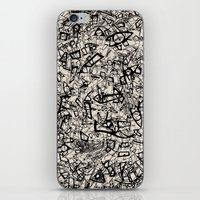 newspaper iPhone & iPod Skins featuring - newspaper - by Magdalla Del Fresto