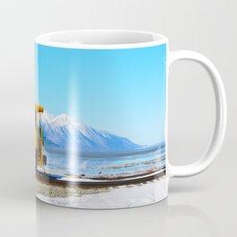 Caboose - Alaska Train Coffee Mug