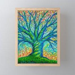 The Faerie Tree Framed Mini Art Print