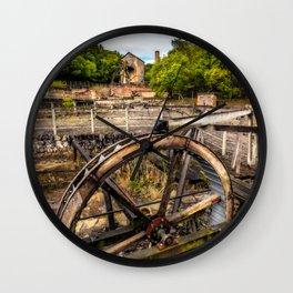 Minera Lead Mines Wall Clock