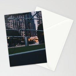 Millenium Lights Stationery Cards
