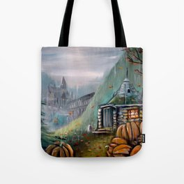 Gamekeeper's Autumn Tote Bag