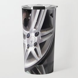 Peugeot 308 Feline Wheel Travel Mug