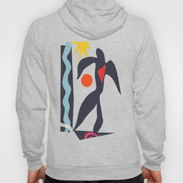 inspired to Matisse (black) Hoody