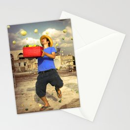 """Good Day For The Lemon Farmer"" Stationery Cards"