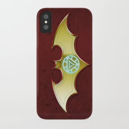 Iron Knight iPhone Case