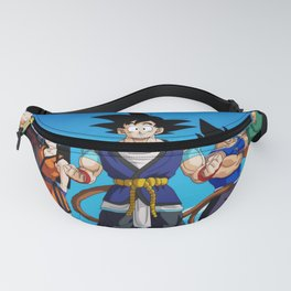dragon ball Fanny Pack