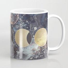 Lunar Phases Coffee Mug