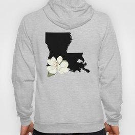 Louisiana Silhouette Hoody