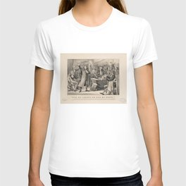 Give Me Liberty of Give Me Death Patrick Henry March 23rd, 1775 T-shirt