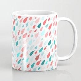 Rainy Day Pattern Coffee Mug