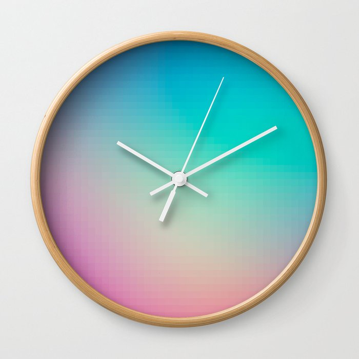 Apple Iphone Ios 7 Wallpaper Wall Clock By Socialcreativity