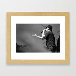 Sean Daley -- Atmosphere Framed Art Print