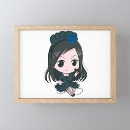 Band-Maid Saiki Framed Mini Art Print