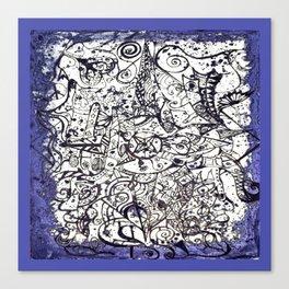 Conditional Equilibrium Canvas Print