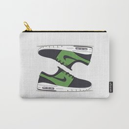 SB stefan janoski green #2 Carry-All Pouch