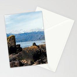 Scottish landscape of Isle of Skye Stationery Cards