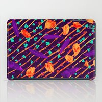 psychadelic iPad Cases featuring Psychadelic Natural Pattern #5 by Andrej Balaz