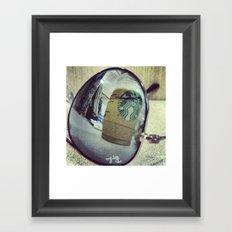 Aviator Starbucks Framed Art Print