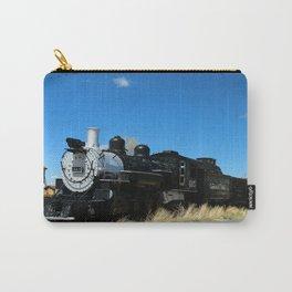 Denver & Rio Grande Steam Engine Carry-All Pouch
