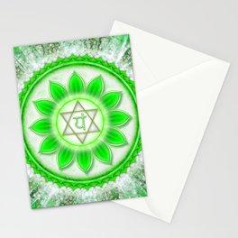 Anahata Chakra - Heart Chakra Stationery Cards