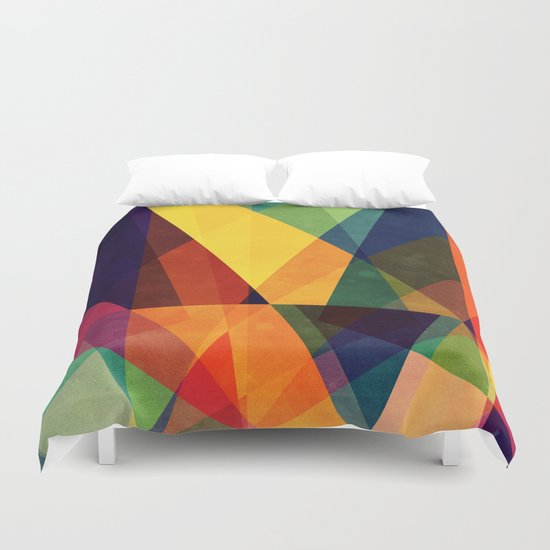 Shine one me Duvet Cover