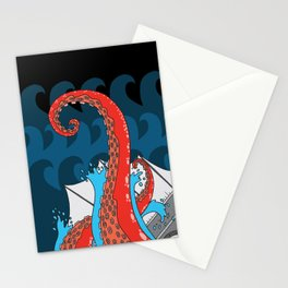 20.000 leagues under the sea Stationery Cards