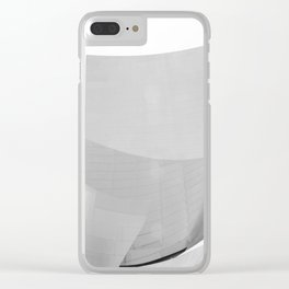 From the Inside Out Black And White Afternoon Vintage Retro Photography I Clear iPhone Case