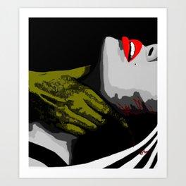 zomboi Art Print