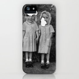 A Lethargic Withdrawal iPhone Case