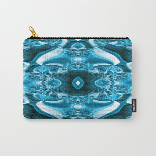 Ruffled in the depths... Carry-All Pouch