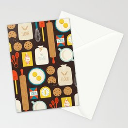 Cookie Party Stationery Cards