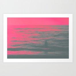 i _ s e a Art Print