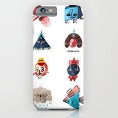 Monster Shapes iPhone 6s Slim Case