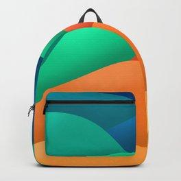 rainbow dunes Backpack