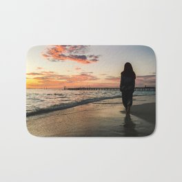 In to the Hues Bath Mat