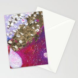 Abstraction World #1. Part 3 Stationery Cards