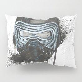 Kylo Ren - Empty Mask Pillow Sham
