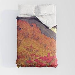 Autumn Baths in Kaanaii Comforters