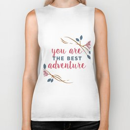 You Are The Best Adventure Biker Tank