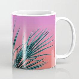 Pink Palm Life - Miami Vaporwave Coffee Mug