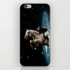 Star Jump iPhone & iPod Skin